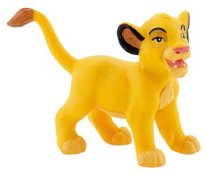 Walt Disney - Young Simba