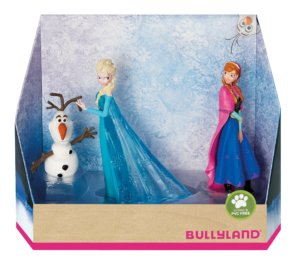 Disney - Frozen Gift Box 3 pcs.