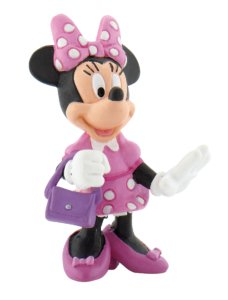 Walt Disney - Minnie with Bag