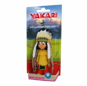 Yakari with Haiddress